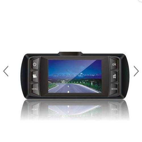 HD 1080 P Amkov 2.7 Inch Kamera Perekam Olahraga Mengemudi Gerakan Video Kamera TFT 12MP G-sensor Emas-Internasional