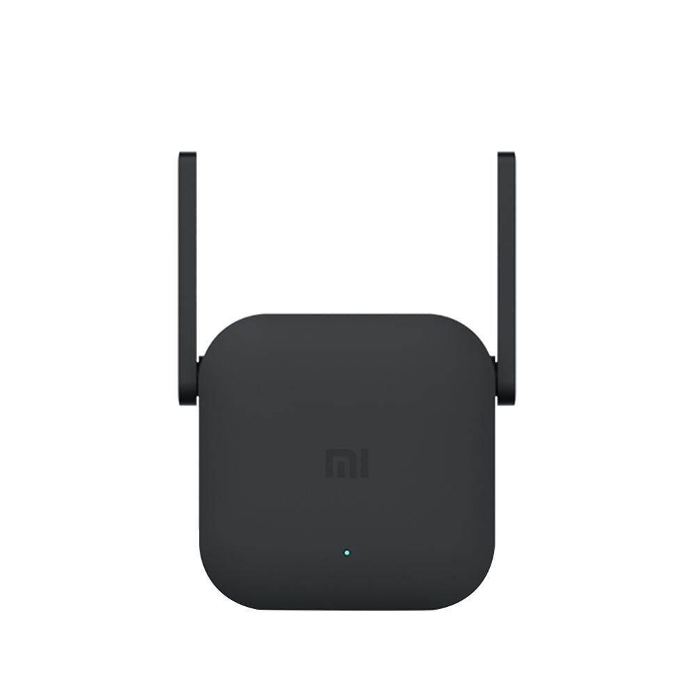 Xiaomi WIFI Amplifier Pro 300 Mbps 2.4G Nirkabel Repeater dengan 2 * Antena 2 DBi Dinding Steker Wifi Jarak extender Sinyal Booster untuk Xiaomi Router-Internasional