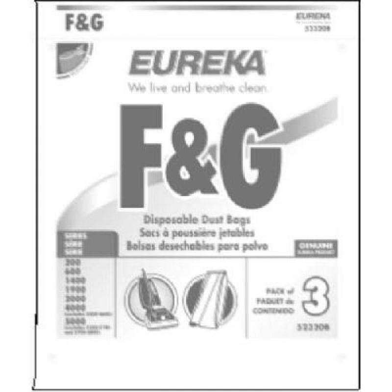 Eureka Home Care 52320C-6 Vacuum Cleaner Bags - intl Singapore