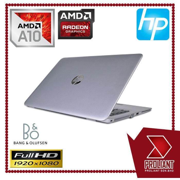 HP ELITEBOOK 745 G3 [ AMD A10 PRO-8700B QUAD CORE 8GB RAM 128GB SSD