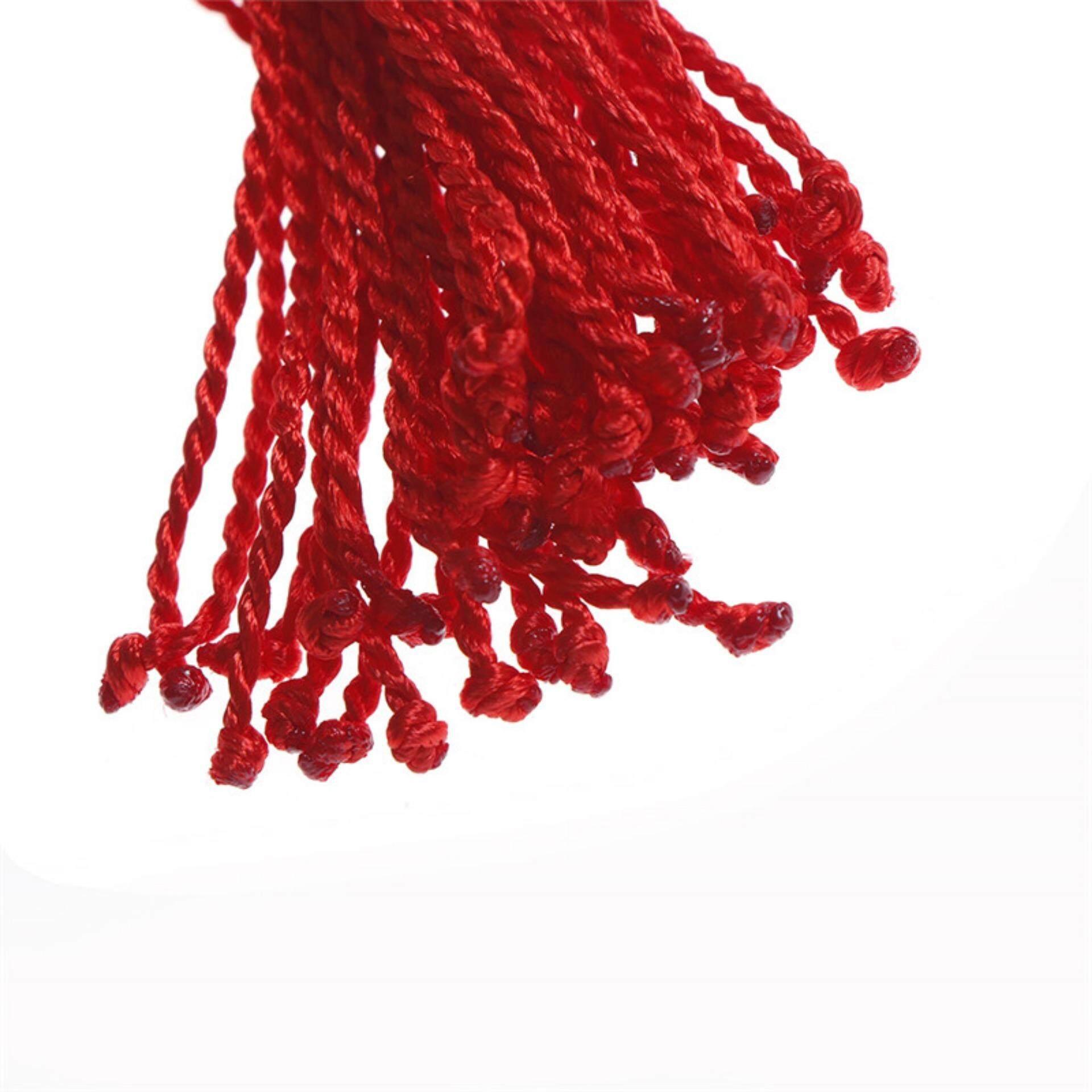 ... Kabel Tali Kabbalah Gelang Keberuntungan Melawan Mata Jahat untuk Sukses Merah-Internasional - 3 ...