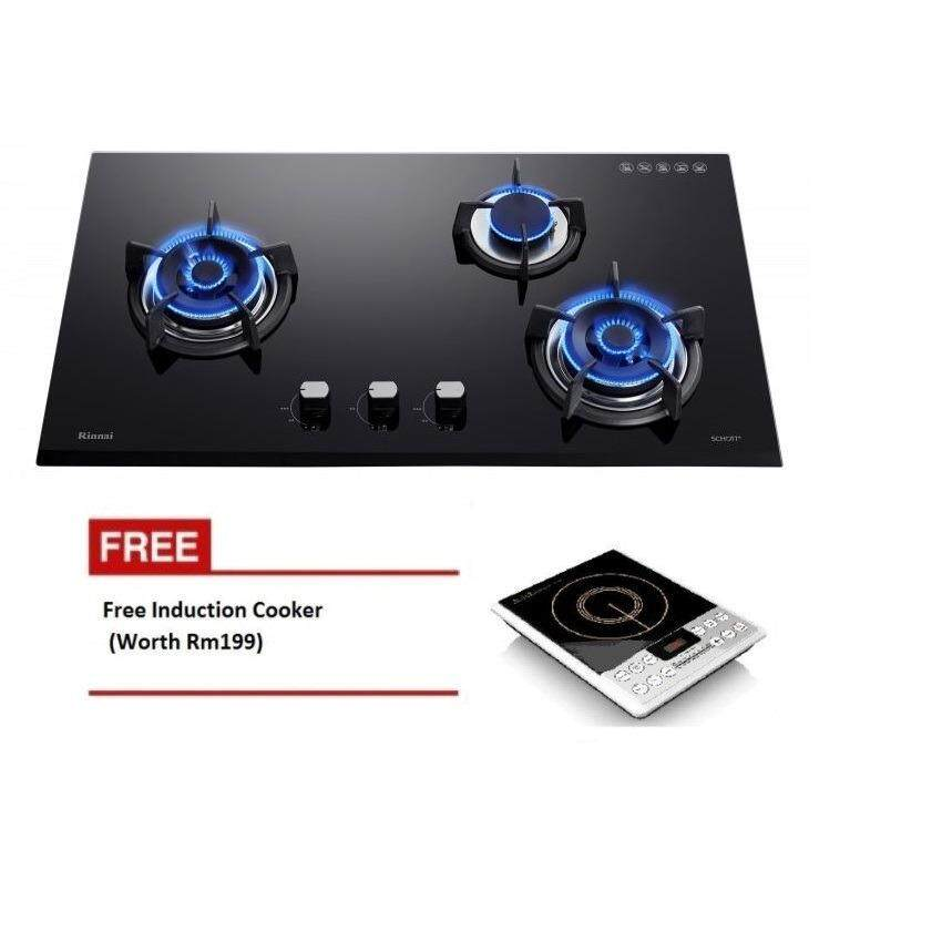 Rinnai Rb93ug 3 Hyper Burner 5 5kw Gas Hob Flexible Cut Out Free