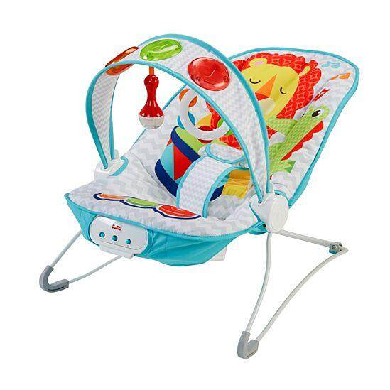 [Fisher-Price] Baby Gear Kick N Play Musical Bouncer baby toys