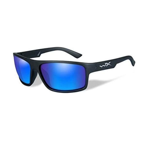 WILEY WXACPEA09 WILEY x Peak Polarized Blue Mirror Matte Stock Accessories - intl