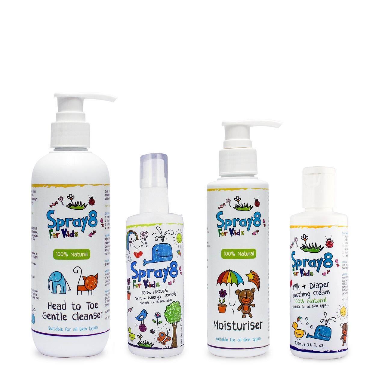 Spray8 For Kids NewBorn Kit