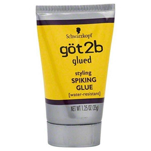 Glued Styling Spiking Water Resistant Glue Unisex By Got2b, 1.25 Ounce By Wjswlgus0927.