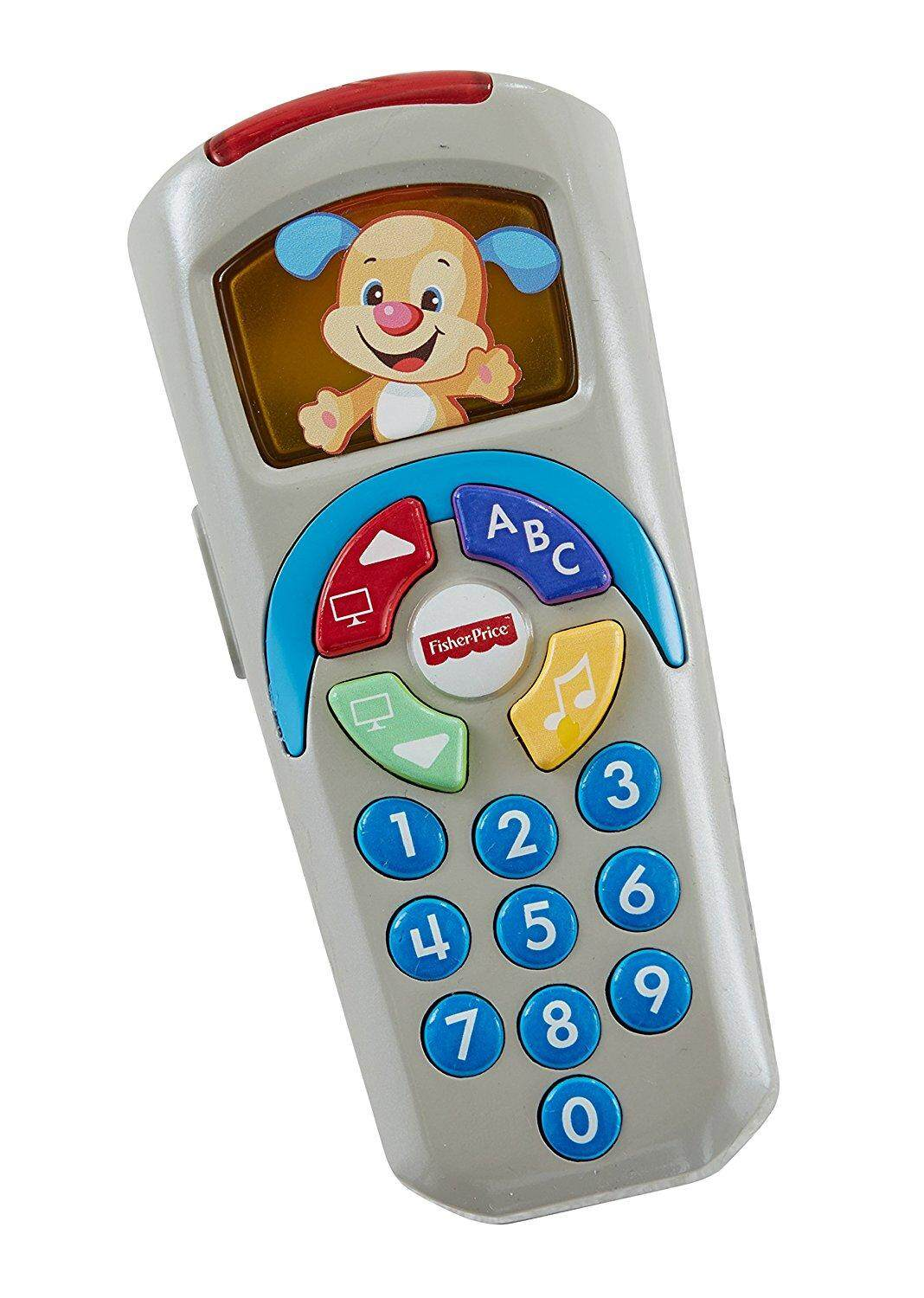 [Fisher-Price] Laugh & Learn Puppys Remote baby toys