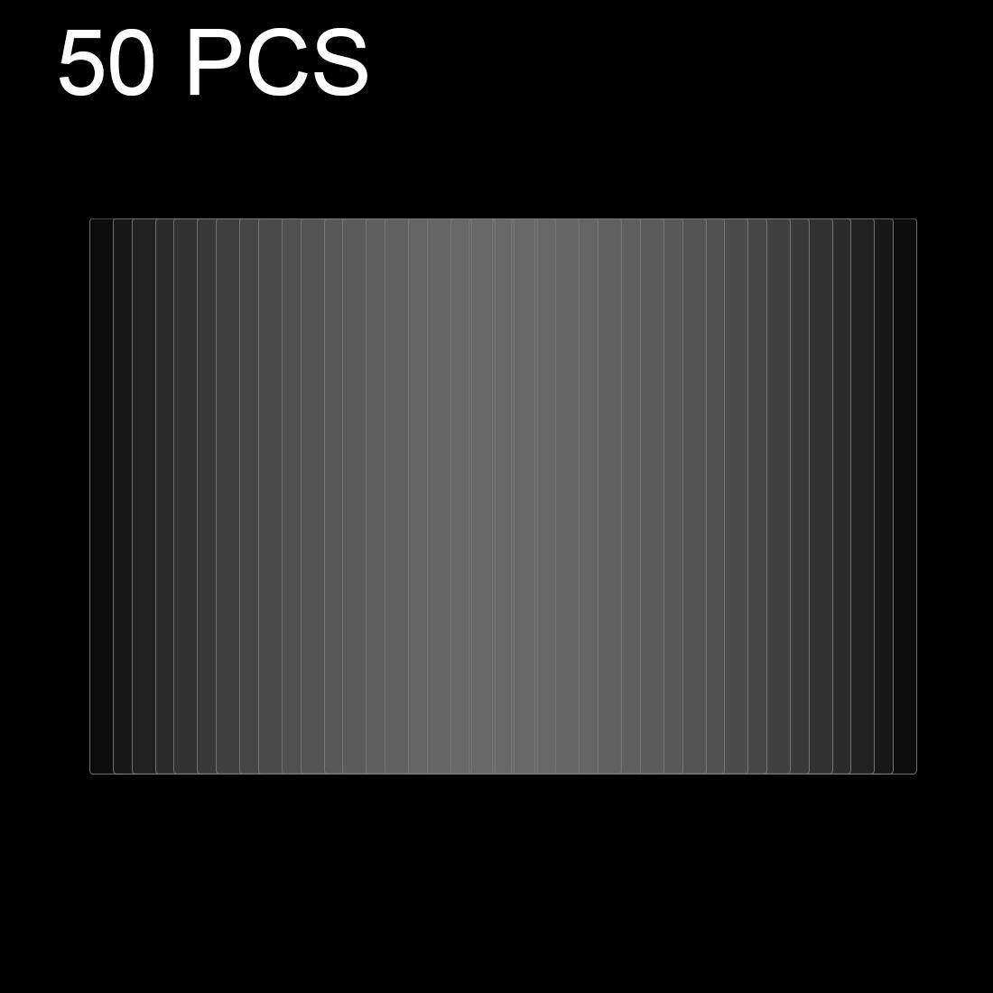 Cek Harga Baru M Home Anti Crash Shatter Proof 3d Curved Screen Blackberry Keyone Tempered Glass Full Cover Ampamp Black 50 Pcs For 026mm 9h Surface Hardness 25d Edge