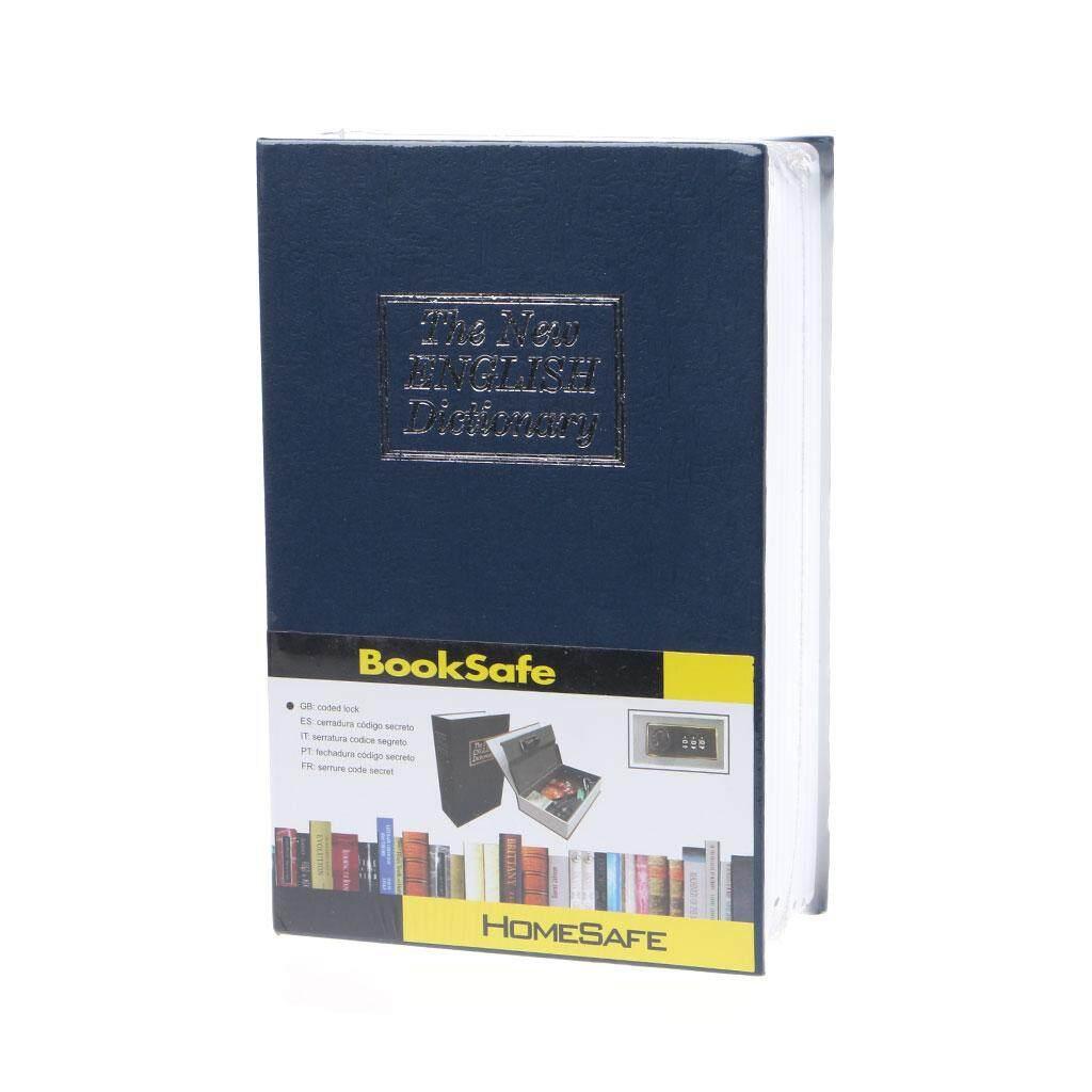 Buy Sell Cheapest Brankas Uang Perhiasan Best Quality Product Book Safe Buku Kecil Kamus Rahasia Tersembunyi Koin Tunai Penyimpanan Kunci Password Intl