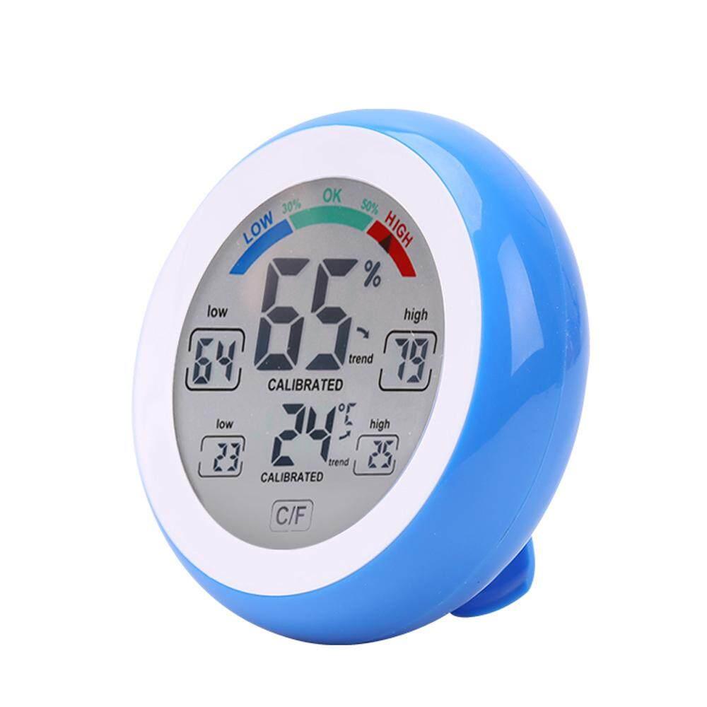 Buy Sell Cheapest Indoor Higrometer Digital Best Quality Product Hygrometer Thermometer Htc 1 Termometer Ruangan Lcd Sentuh Layar Suhu Dan Kelembaban Meter Bentuk Bulat Dalam Internasional