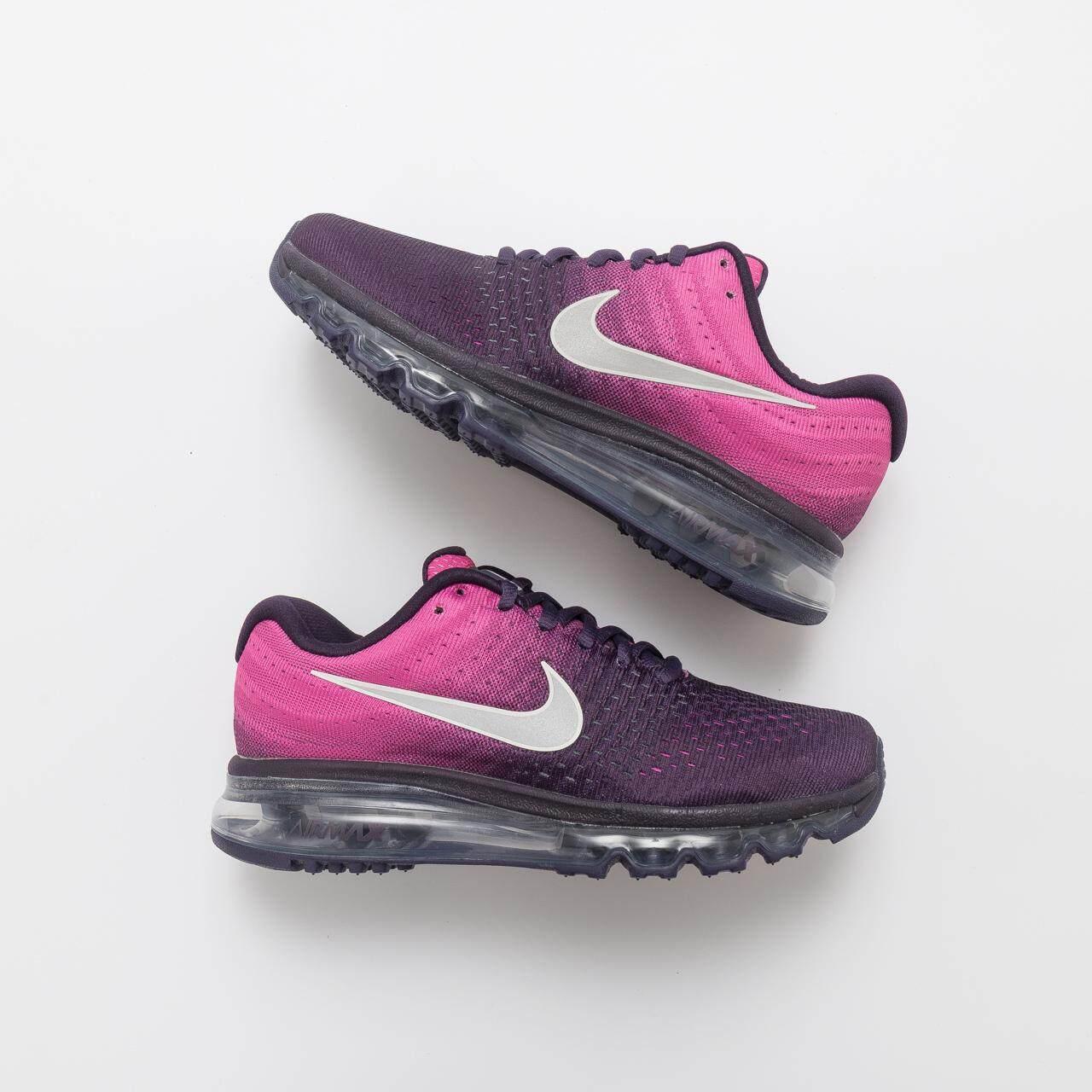 timeless design d20e6 a81ab ... store nike girls air max 2017 gs running shoes gg8 purple dynasty  851623 500 intl de961