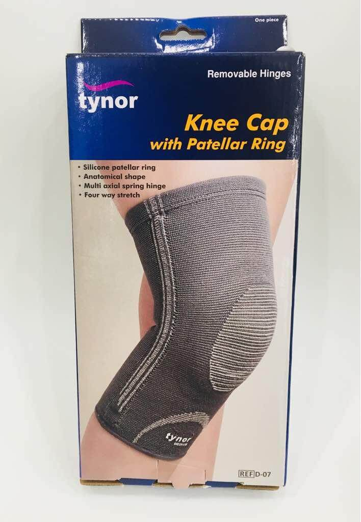 Tynor Knee Cap With Patellar Ring