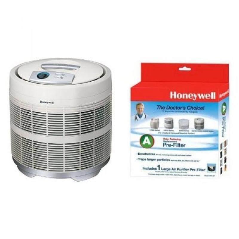 Honeywell 50250 S True Hepa Air Purifier 390 Sq Ft And Honeywell Filter A Hrf Ap1