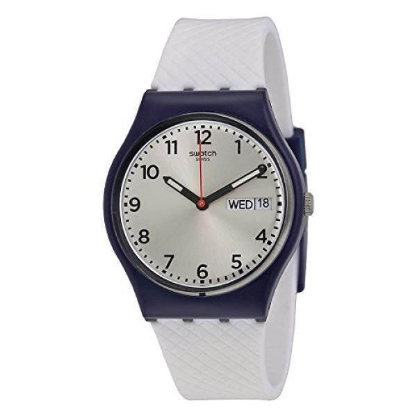 Swatch Jam Tangan Pria Hitam Emas Strap Hitam Suob126 Seeing Circles Source · Swatch Pria GN720
