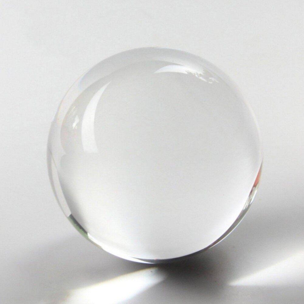 40-120 Mm Jelas K5 Kristal Fotografi Lensa Bola Properti Foto Dekorasi Latar Belakang Rumah 60 Mm