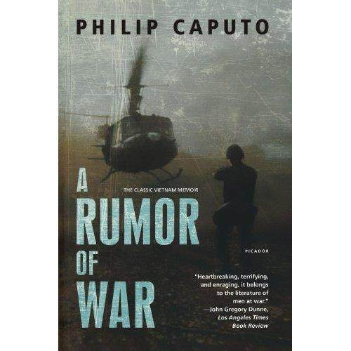 A Rumor of War - intl