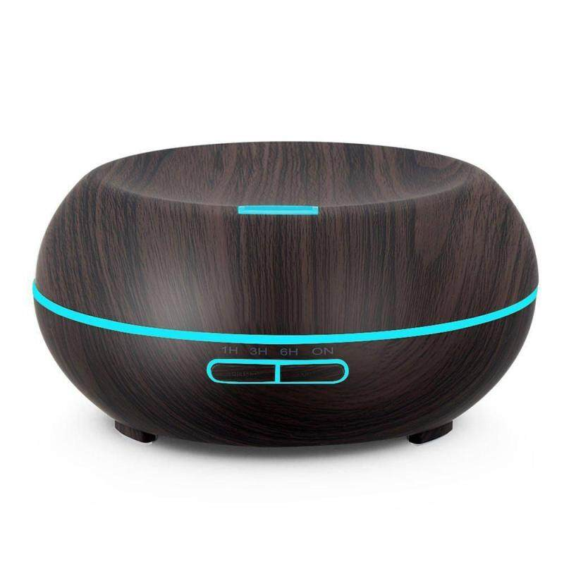 binwu 200ml Mini Air Humidifier Essential Oil Diffuser Air Purifiers With 7 Colors Changing LED Lights For Home Office Bedroom(UK PLUG) Singapore
