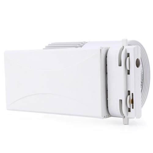 AC 110 - 240V 20W 1800LM COB LED SPOTLIGHT TRACK LAMP CEILING WALL LIGHT (WHITE)