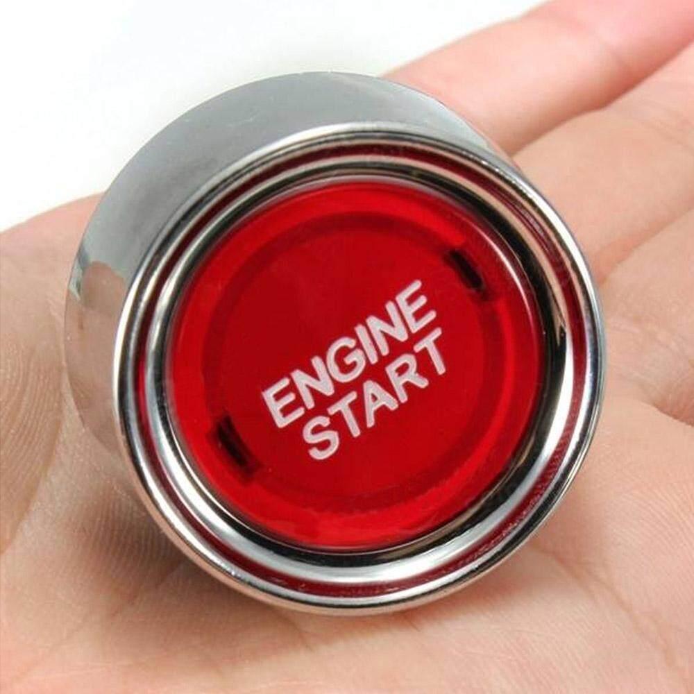 Universal Motor Otomatis Satu Tombol Dorong Mesin Mulai Sakelar Pengapian Sakelar 12 V/50A-Internasional