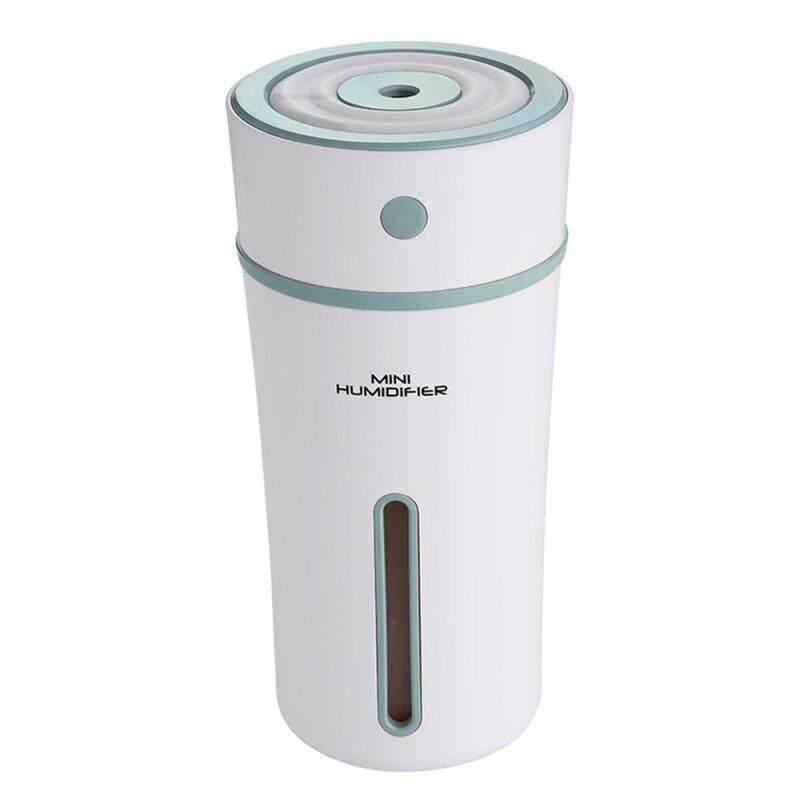 leegoal Cup Humidifier USB Night Light Humidifier Large Capacity Desktop Home Office Humidifier(Green) Singapore