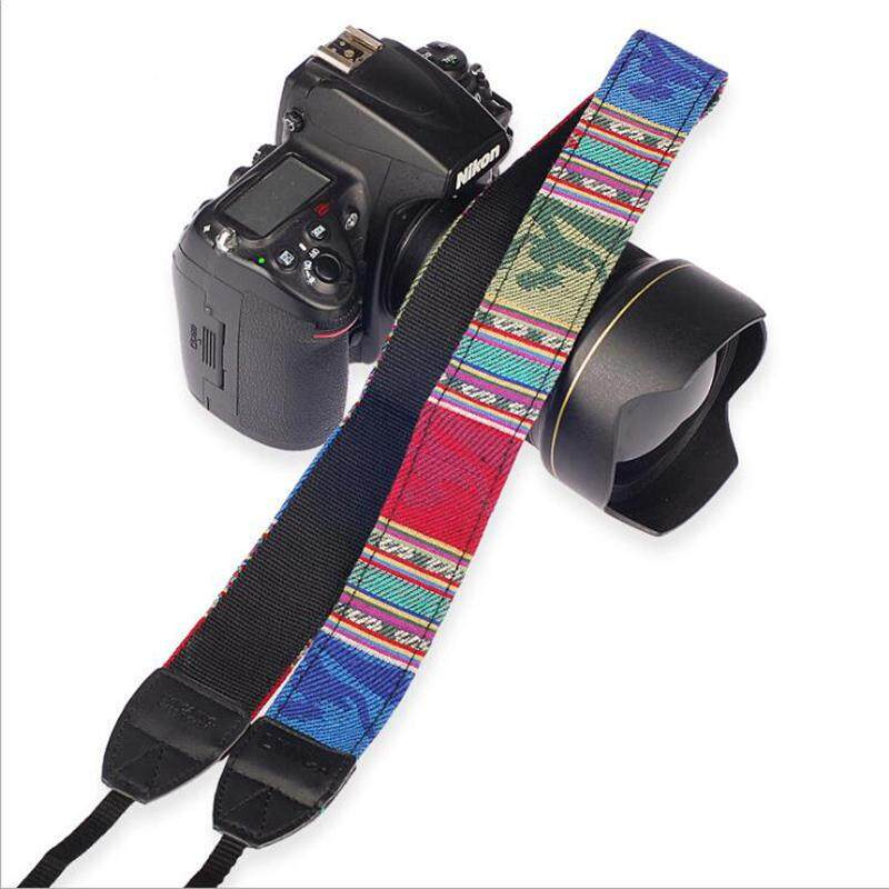Vintage Camera Neck Belt Strap Hand Grip For Nikon/Canon/Sony/Panasonic - intl