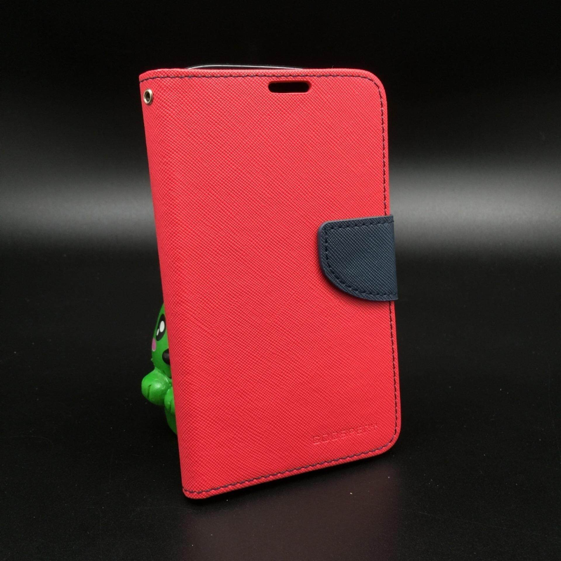 LENOVO A850 PLUS POUCH BAG -- RED