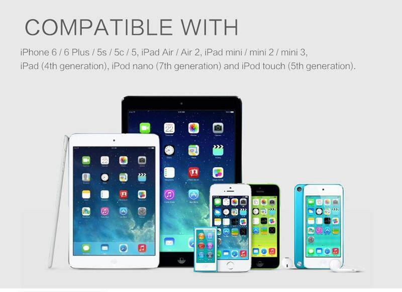 b4335cc8750 Specifications of Foxconn Apple iOS Lightning To USB Sync Data Cable (1M) for  iPhone 5 / 5S / 6 / 6 Plus / 6S / 7 / iPad