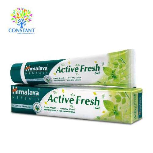 Himalaya Active Fresh Herbal Toothpaste 100g