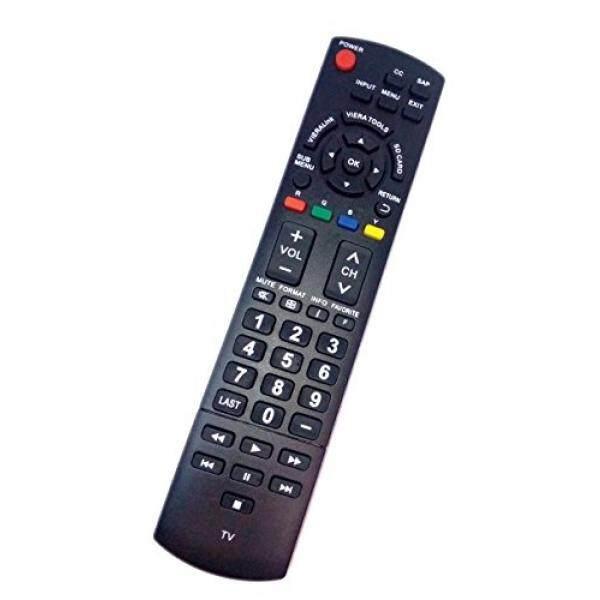 Diganti Pengendali Jarak Jauh Kompatibel untuk Panasonic TC-L26X1 TC-L32C12K TC-L37S1 TC-42PS14 TC-P58S1 TC-P42X1 LCD Plasma TV-Internasional