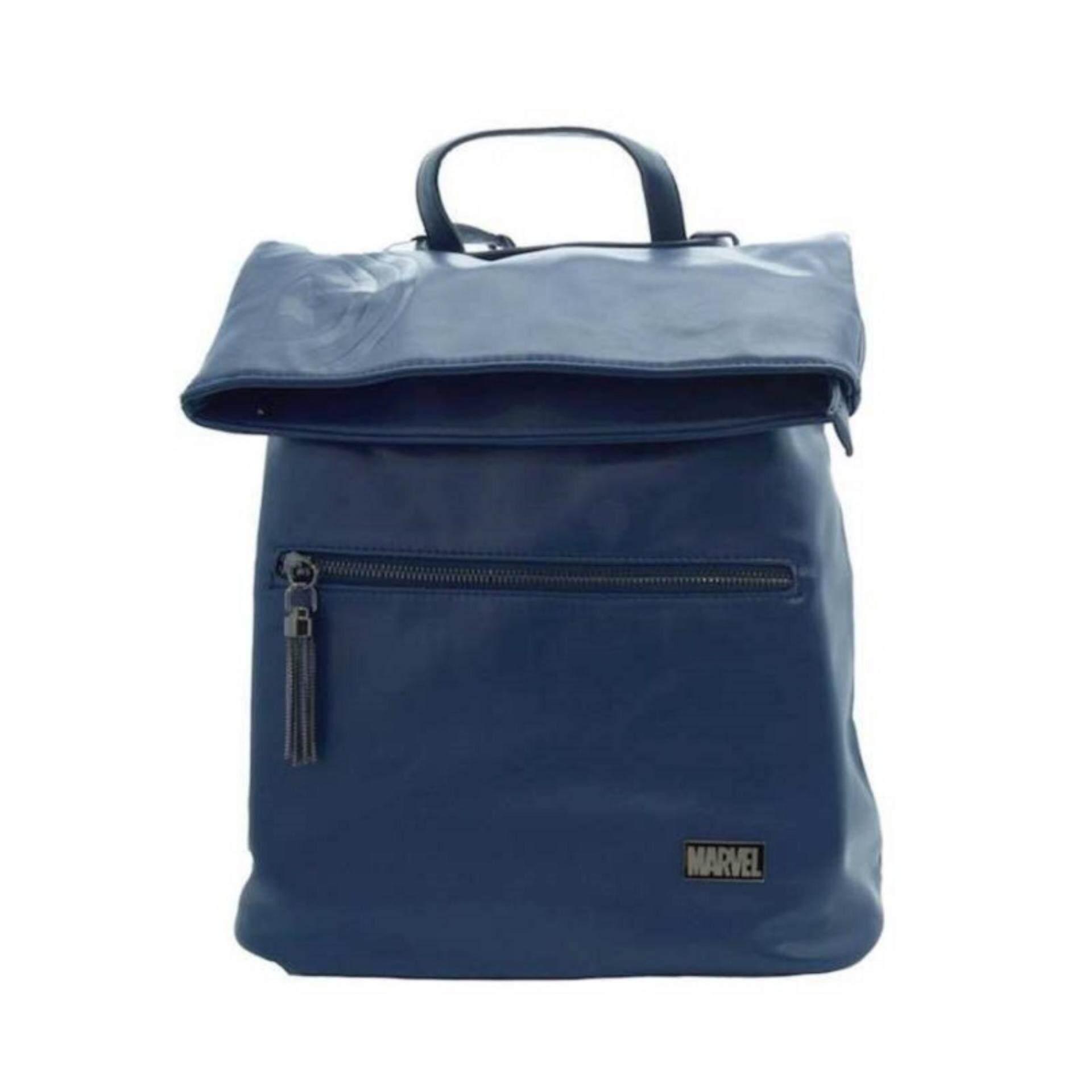 Marvel Avengers Infinity War Female Backpack 14 Inches - Dark Blue Colour