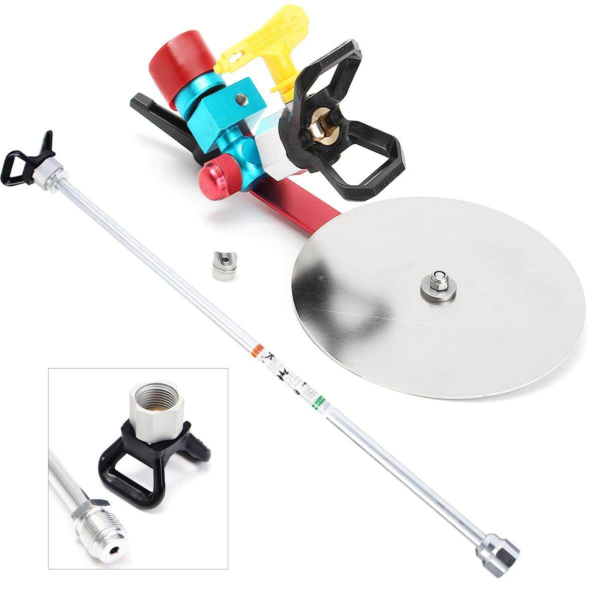 Universal Spray Guide Accessory Tool For Paint Sprayer 7/8 - intl