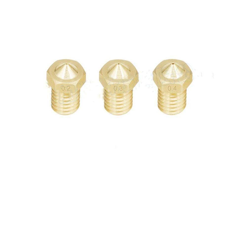 Mua Redcolourful V5 V6 Nozzle Copper 1.75mm Filament Threaded Brass 3D Printers Parts