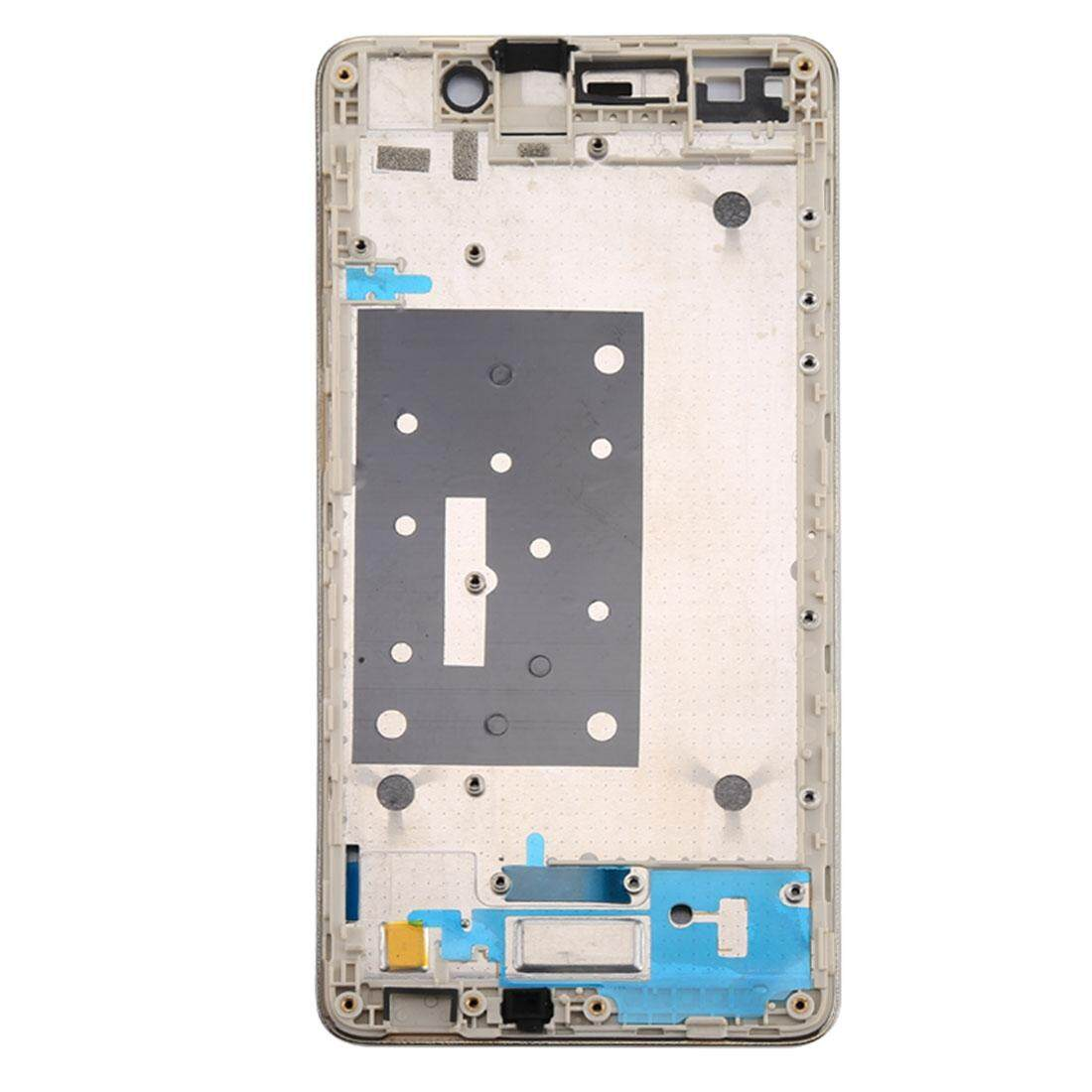 iPartsBuy Huawei Honor 4c Front Housing LCD Frame Bezel Plate(Gold)