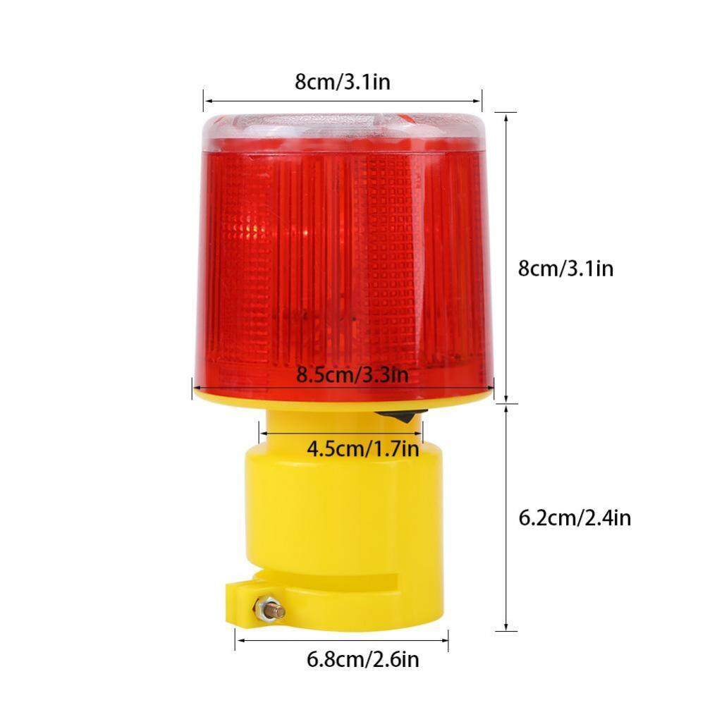 Detail Gambar Emergency Lampu Kilat Peringatan Lampu Alarm Lalu Lintas Jalan Perahu Lampu Merah 1 PC