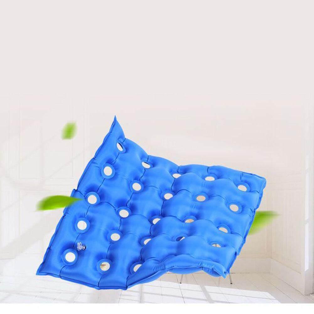 เก็บเงินปลายทางได้ Medical Home Seat Cushion Inflatable Porous Cushion Anti-hemorrhoids Buttocks Massage Wheelchair Pad