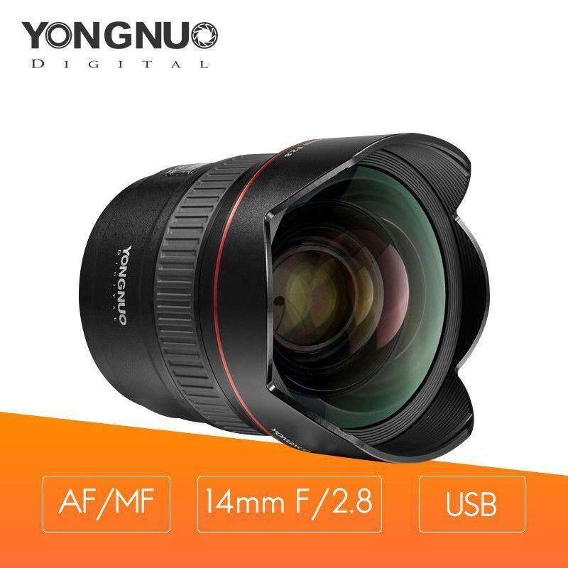 Yongnuo Ultra wide Angle Prime Lens YN14mm F2.8N 14mm Kit For Nikon Camera DSLR
