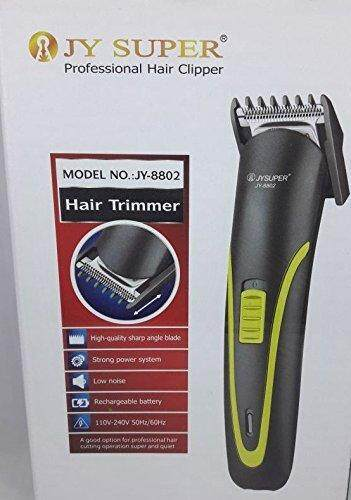 JY SUPER JY-8802 Corded & Cordless Trimmer