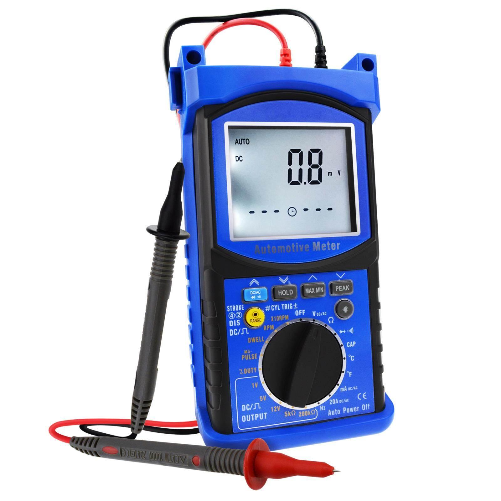 Digital Electromagnetic Radiation Detector DT 1130 Black Source · ENG 215 Gain Express Digital Engine Analyzer
