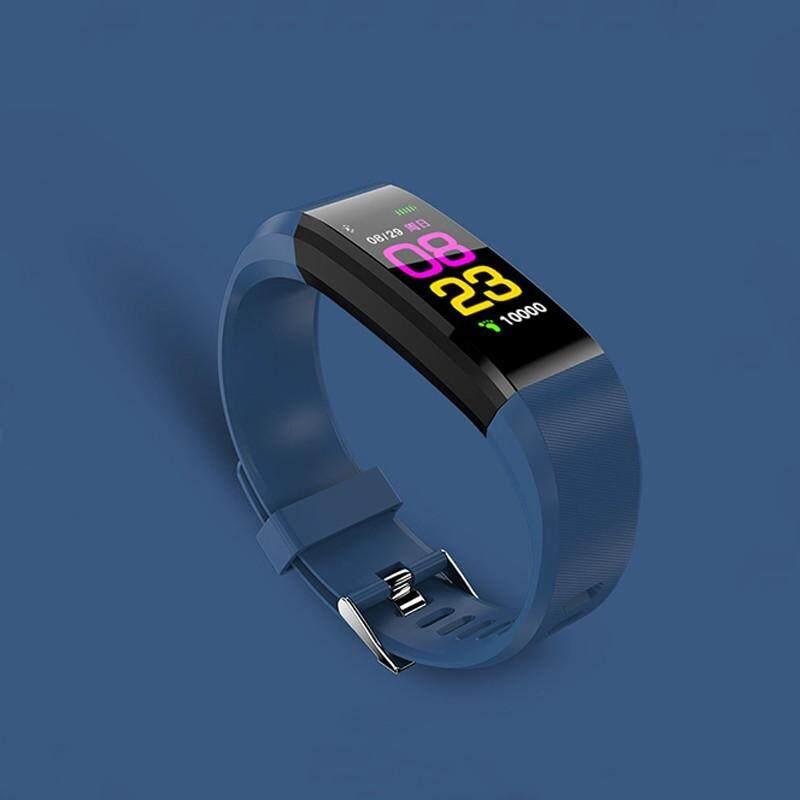 Joetxo B05 Olahraga Pintar Bluetooth Gelang Jantung Kecepatan Tekanan Darah Monitor Kebugaran Pelacak Pintar Gelang IP67 Anti-Air Jarak Jauh Kamera HD Sentuh layar Smartwatchs