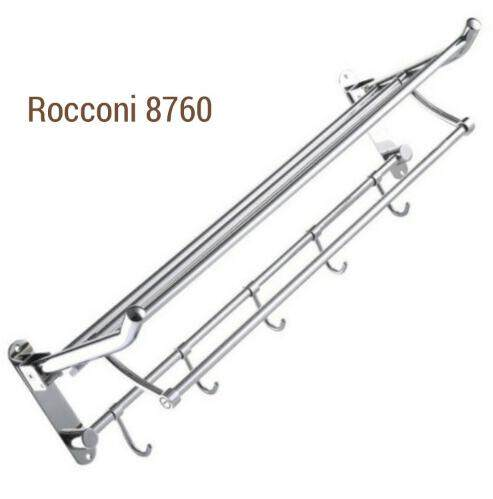 ROCCONI RCN 8760 TOWEL RAIL-FOLDABLE