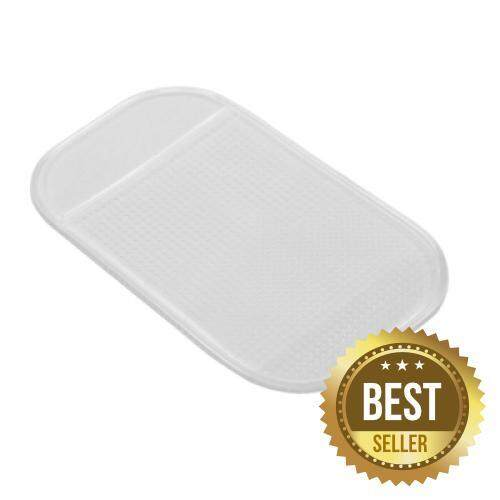 Car Anti-slip Mat Small Size Mobile Phone Non-skid Cushion (TRANSPARENT)