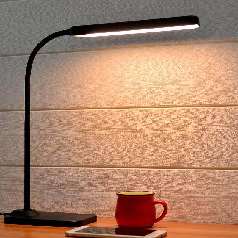 USB Led Charge Lamp Eye Care Dimming table lamp Tone Tri-color Switching study lamp Student Work Reading Desk Lamp bedroom