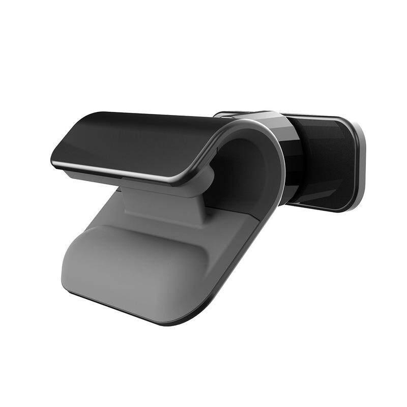 5 Generasi Gravitasi Reaksi Ponsel Mobil Klip Penahan Tipe Ventilasi Udara Monut GPS Mobil Tempat Ponsel untuk iPhone 7 6 S Plus Samsung S8