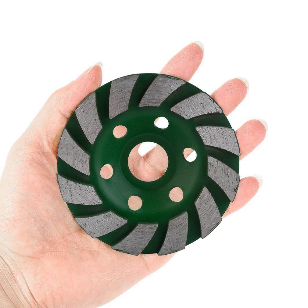 GETEK Durable 100mm Diamond Grinding Wheel Concrete Cup Disc Concrete Masonry Stone