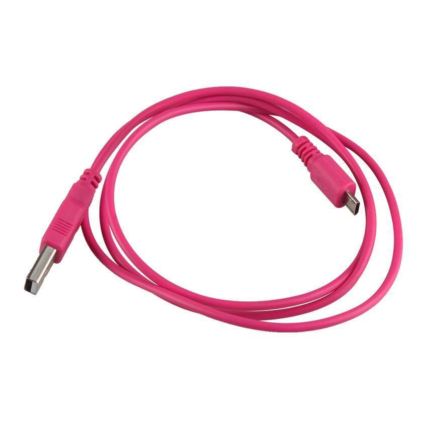 USB Kabel Data Mikro (Merah Muda): Jual Beli Online Kabel Converter dengan Harga Murah-Intl