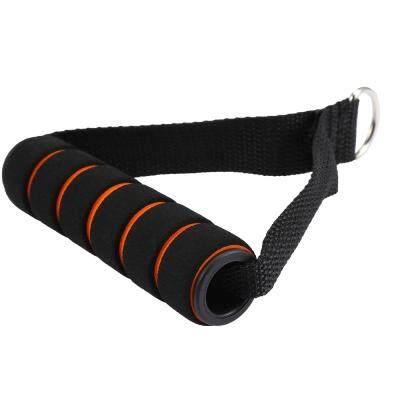 Multi-purpose D-ring Elastic Rope Foam Handle Fitness Fitting (MULTI)