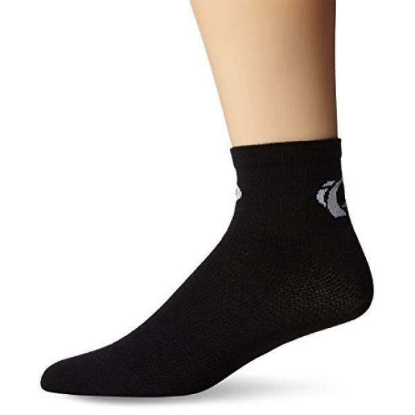 Pearl Izumi Mens Attack Socks, Black, - intl