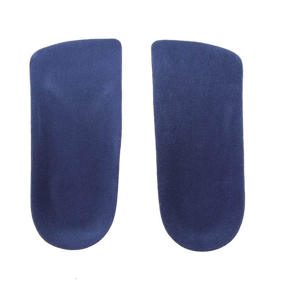 Buy Sell Cheapest Orthotic Nilon Elastis Best Quality Product Alas Kaki Arch Support Pain Insoles Tumit Sepatu 3 4 Plantar Fasciitis Heel Arches Flat Feet Blue
