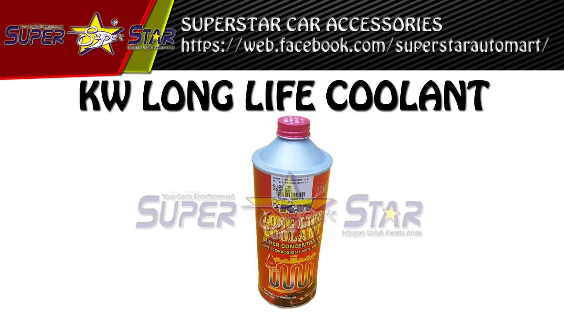KW LONG LIFE COOLANT 500ML