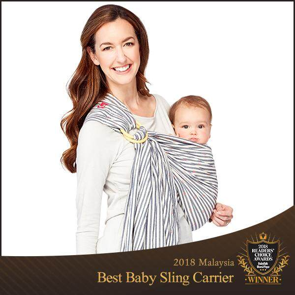 Mamaway Little Sailors Baby Ring Sling Carrier Wrap